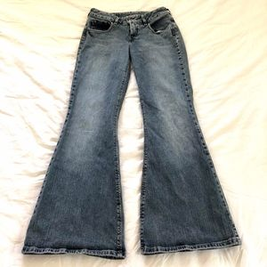 Silver Jeans Co Vintage Flare Boot Size 28